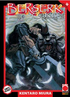 Berserk Collection Serie Nera 18 - Terza Ristampa