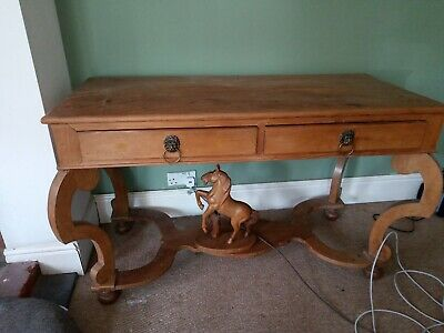 Old charm desk Known as Victorian desk horse not included
