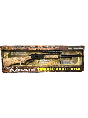 RealTree Timber Scout Rifle Toy Gun