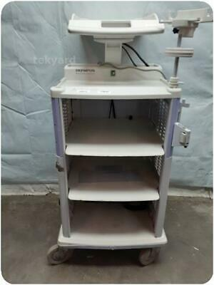 Olympus Wm-60 Mobile Workstation Endoscopy Cart @ (243560)
