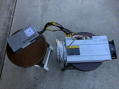 Bitmain Antminer S9 Bitcoin Miner 13.5 TH/s with APW3+ PSU