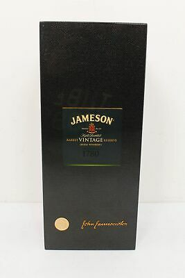Jameson Decorative Rarest Vintage Reserve Whiskey Box Case