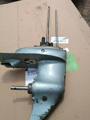 Lower unit for Evinrude 4HP - 8HP  short shaft 1986 Freshwater