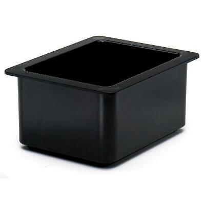 Cambro - 26CF110 - 1/2 Size 6 in Black ColdFest® Food Pan