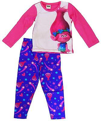 DreamWorks  Trolls Girls Nightgown 3-12 years  1st class FREE POSTAGE