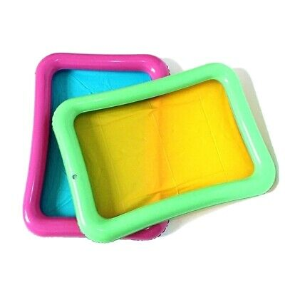 *UK Seller* Large Inflatable Play Tray Sand Water Kids Childrens Play (60x45)