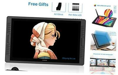 Huion Kamvas Pro 22 Drawing Tablet with HD Screen Digital Graphics Monitor Pen