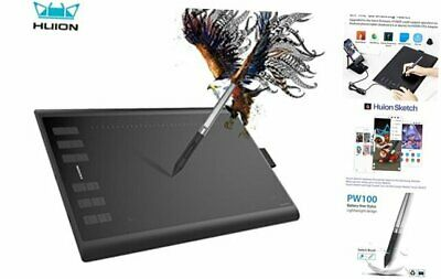 Huion Inspiroy H1060P Android Supported Drawing Tablet Digital Graphics Art