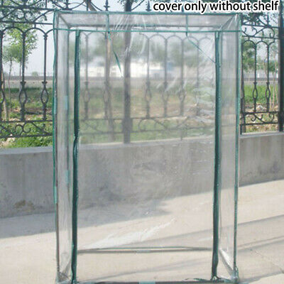 Tomato Growbag Growhouse Mini Outdoor Garden Greenhouse Plant Cover 100x50x150cm