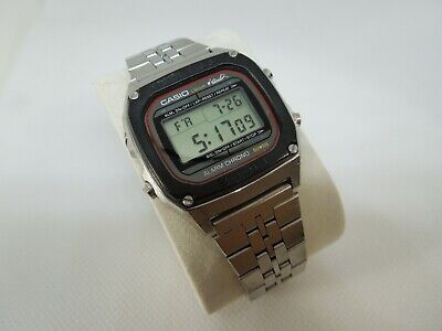Vintage & Rare 1981 CASIO DW-1000 (280) Japan Y 200m Divers 36mm Watch - New Bat