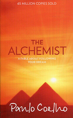 THE ALCHEMIST by Paulo coelho ✅ (€b00k) Fast delivery 🕛 discount🔥🔥🔥