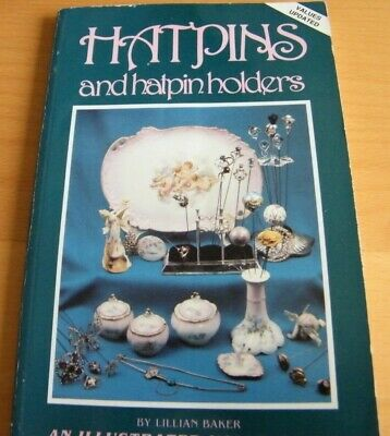 Hatpins And Hatpin Holders Guide 1983 With 1995 Values