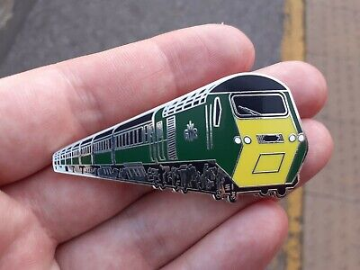 GWR HST Train Badge