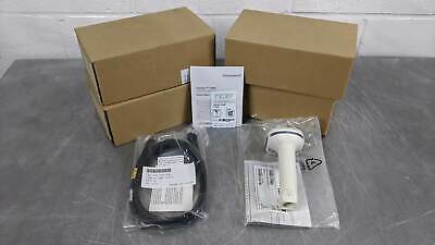 Lot of 4 Honeywell 1900 Corded Barcode Scanner: C2M-20-74