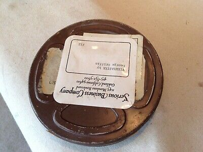 "Rare MOTION PICTURE VINTAGE MOVIE FILM #24 of 35 ""VIEWMASTER"" reel"