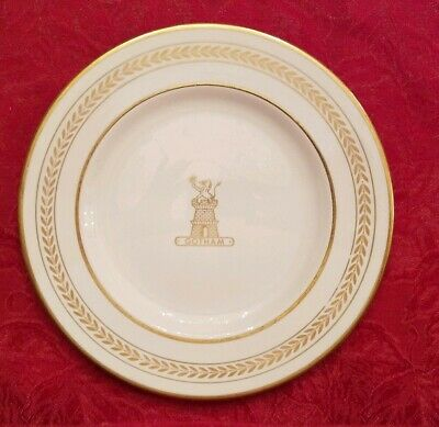"""Gotham Hotel NYC 10.25"""" Dinner Plate by Mayer China"""
