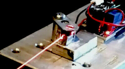 Red Holography Laser System,25-35mw, W Driver W Collimating Optics SLM Coherent