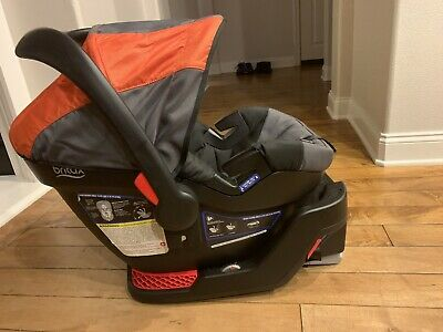 Britax B Safe 35 Car Seat & TWO Bases
