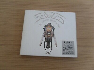 Eagles The Complete Greatest Hits CD Set