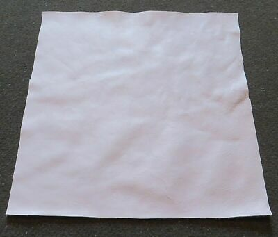 """SUPPLE NATURAL VEG TAN LEATHER SQUARES 12"""" X 12"""" (30X30cm) 1.5mm THICK"""