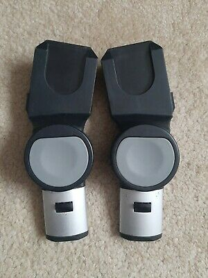 Icandy Apple / Pear Upper Car Seat Adapters for Maxi-Cosi Cabriofix or Pebbel