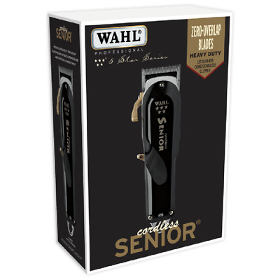 **NEW** Wahl Professional 5-Star Series Cordless Senior Clipper #8504