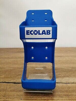 Ecolab Blue Wall mounting Bracket compatible with Spirigel 500ml Bottles