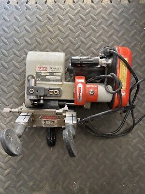 SKS Tempest 007A, 12V, Key Cutting Machine