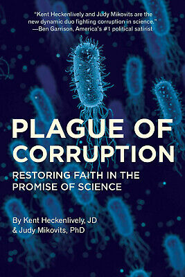 Hardcover Plague of Corruption Restoring Faith Promise of Science Mikovits