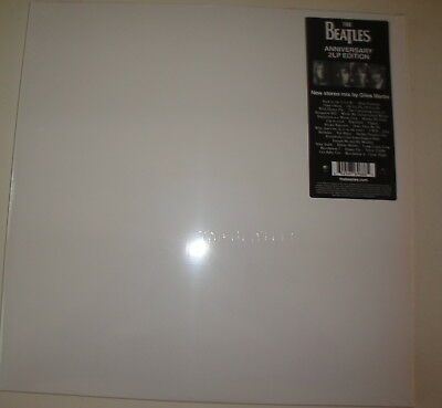 The Beatles: The Beatles (White Álbum / 2018) Vinilo 2 LP