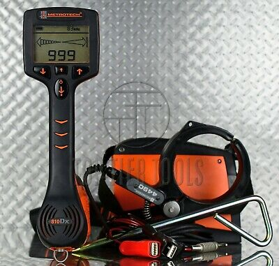 Metrotech 810-Dx Cable/Pipe Locator Utility Underground Line Tracer