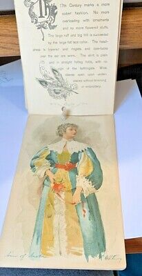 Linen Paper Woolson Spice OHIO Victorian TRADE CARD Lion Coffee Royal Costumes