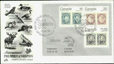Canada  # 756a           CAPEX 78   Fine Issue 1978 Unaddressed Cover