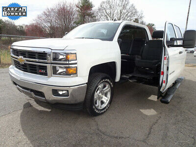 2014 Chevrolet Silverado 1500 LT 2014 Chevrolet Silverado 1500 LT Pickup Truck Used 5.3L V8 16V Automatic RWD