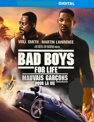 Bad Boys for Life (2020) READ DESCRIPTION CLOSELY