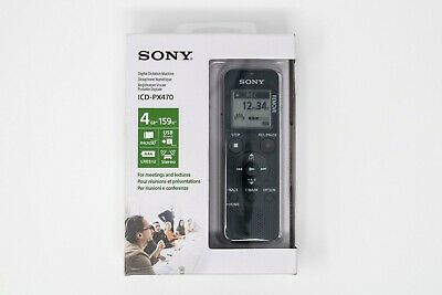 SONY ICD-PX470 Digital Voice Recorder -Brand New