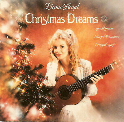 Liona Boyd - Christmas Dreams (CD) with Roger Whittaker Georges Zamfir etc