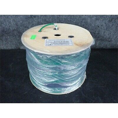 Sorhea G-Fence 600 Intrusion Detection Cable, 18.72lb Reel, Green No Box
