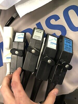 Accuson Transducer Ultrasound Lot 5 Total