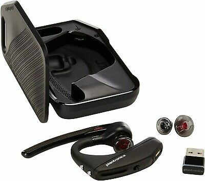 Plantronics Voyager 5200 Uc Bluetooth Headset System Retail Packaging 126 95 Picclick
