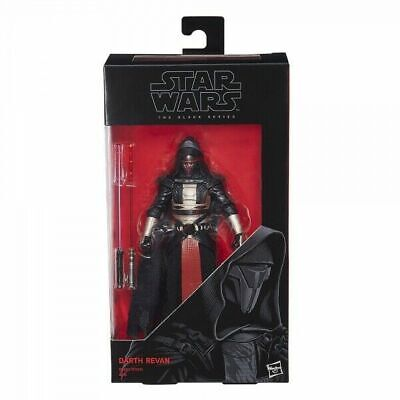 "DARTH REVAN #34 Black Series Star Wars 6"" New!"