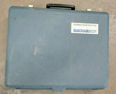 Bacharach Combustion Test Kit 10-5022  (188)