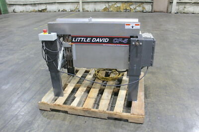 Loveshaw Little David CF-5 Case Erector & Box Packing Station 110V