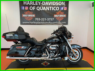 2018 Harley-Davidson Touring Electra Glide Ultra Classic 2018 Harley-Davidson Touring Electra Glide Ultra Classic Used