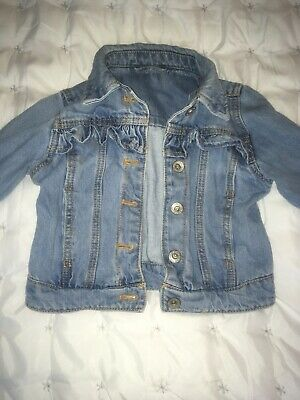 Next Girls Denim Jacket Age 6
