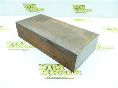 "25.5 Lb Solid Steel Bar Stock 2-1/4"" X 4-1/4"" X 10"" Length"