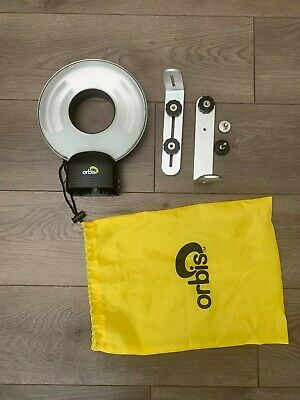 Orbis Ring Flash Modifier Ring Light with brackets