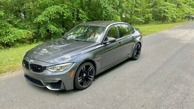2015 Bmw M3  Bmw M3 M4 / Fully Loaded / All Options / Red Interior / Must See / $90K Msrp