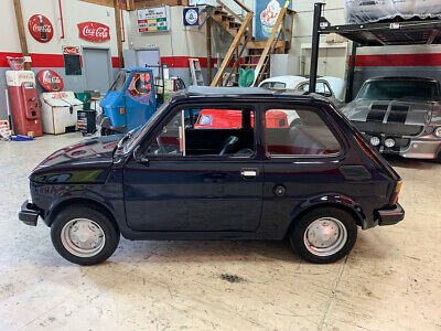 1975 Fiat 126 Ragtop SEE VIDEO! 1975 Classic Fiat 126 micro car similar to 600 500 jolly austin mini cooper mg