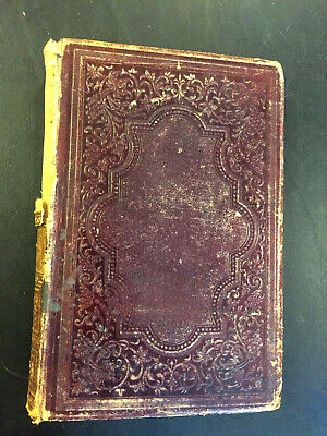 1863 THE HISTORY of the CIVIL WAR in AMERICAS by John S C Abbott